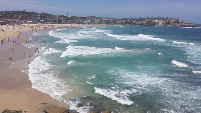 Throwback Travel: Bondi Beach, Sydney