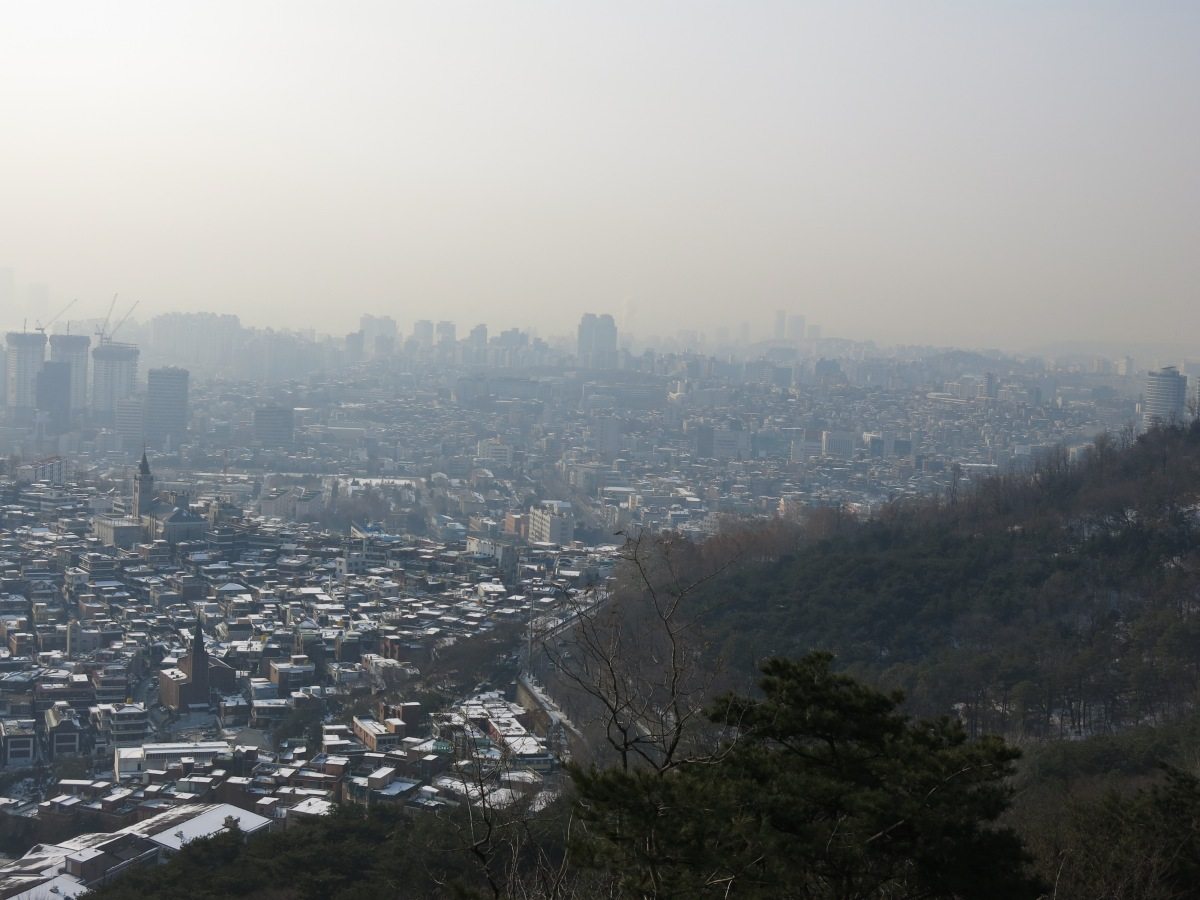 N Seoul Tower – Bus, Hike, or Cable Car?