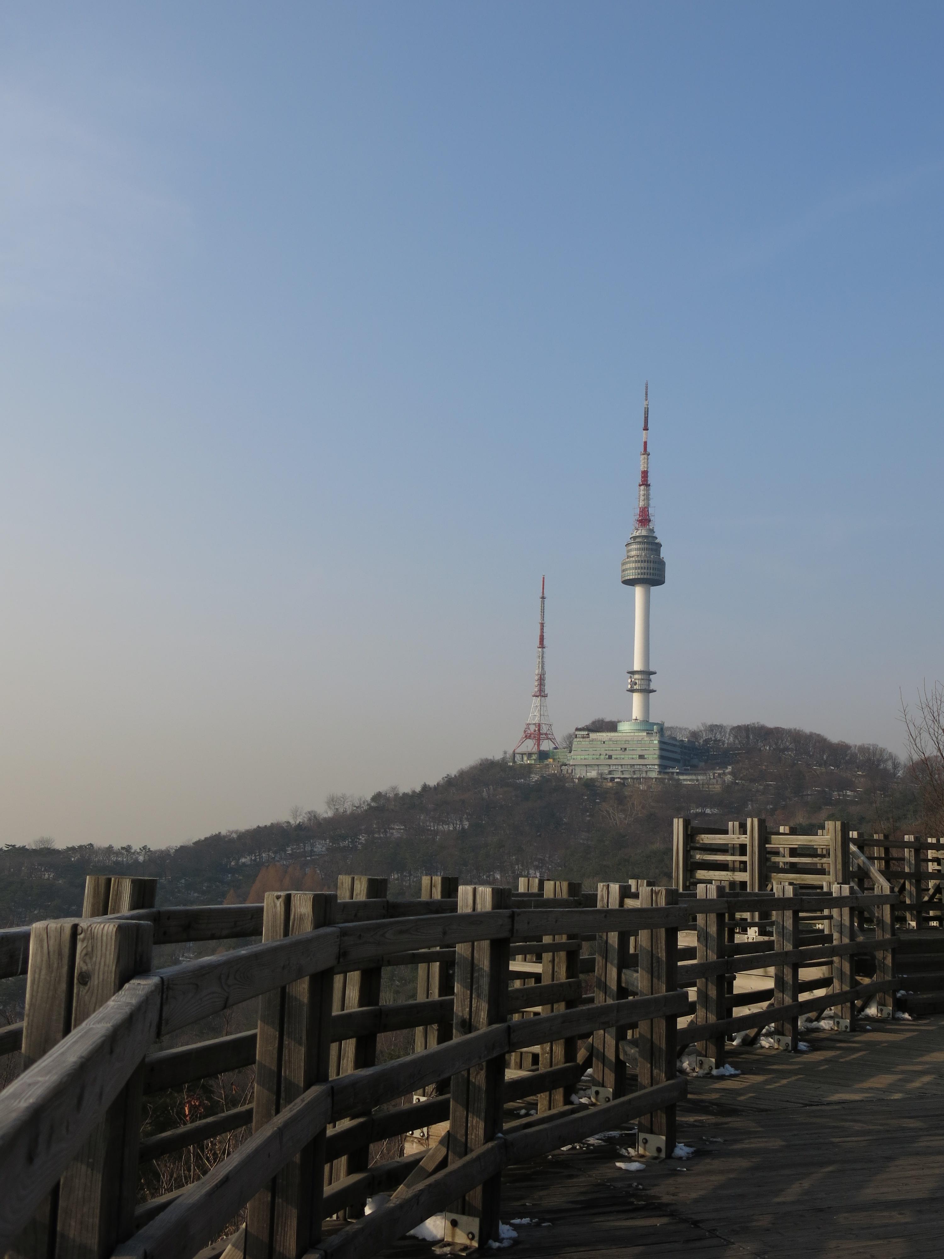 Namsan Seoul  Wikipedia