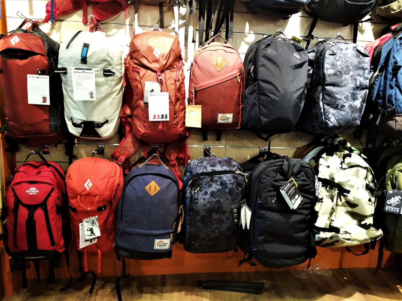 Finding a Travel Backpack in Singapore |