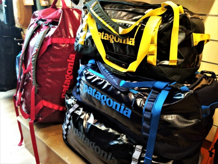 Travel backpacks in Singapore