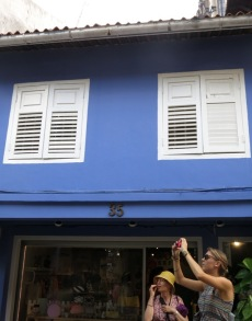 Quaint shophouses attracts attention