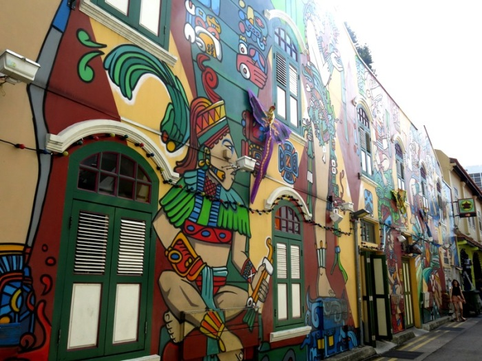 Street Art on Haji Lane