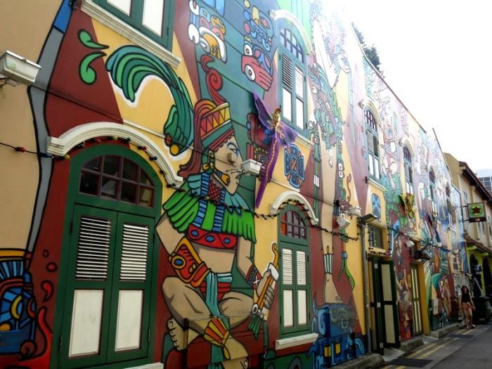 Street Art on Haji Lane