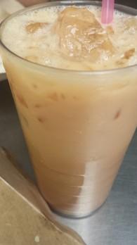 milk tea, penang