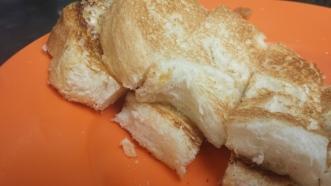 traditional toast, penang