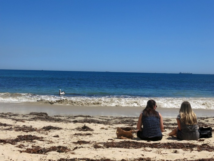 Bathers' Beach, Fremantle, Perth