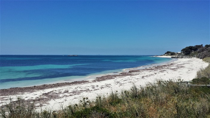 Beach in Rottnest