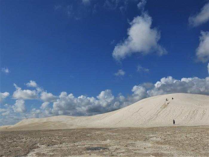 Sand dunes in Australia