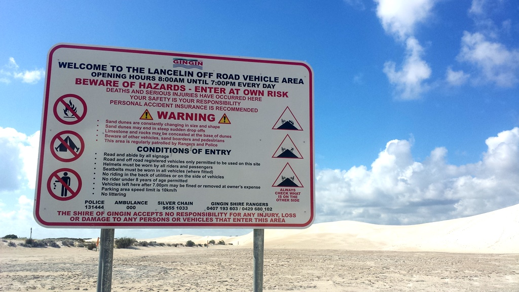 lancelin, perth