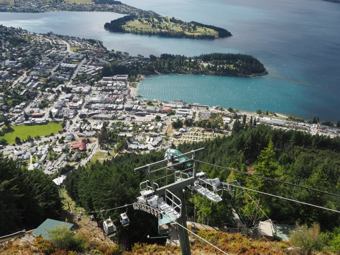 Queenstown, Skyline Gondola