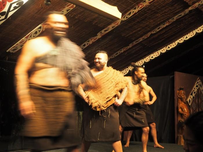 Tamaki Maori Village, Rotorua