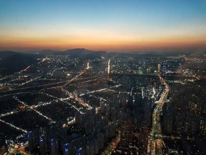Seoul Sky Tower